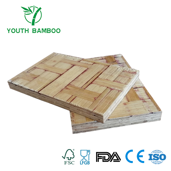 Bamboo Bus Flooring Board