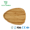 Bamboo Oval Serving Tray
